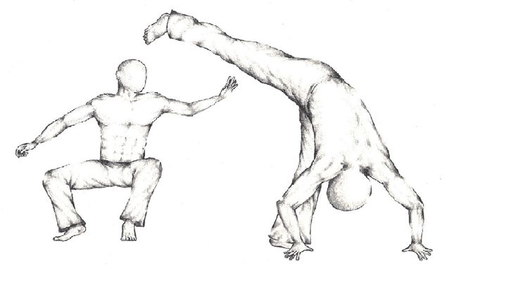 Capoeira Limburg | Trainer: Magrao