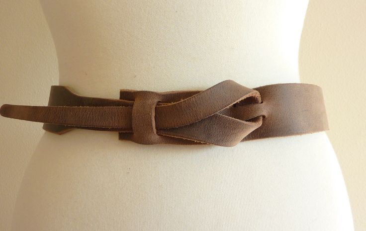Safari Outback Brown Leather Belt by Muse  1-1/2 inch Nickel- Free  15% off with HAPPYVAL. $47.25, via Etsy.