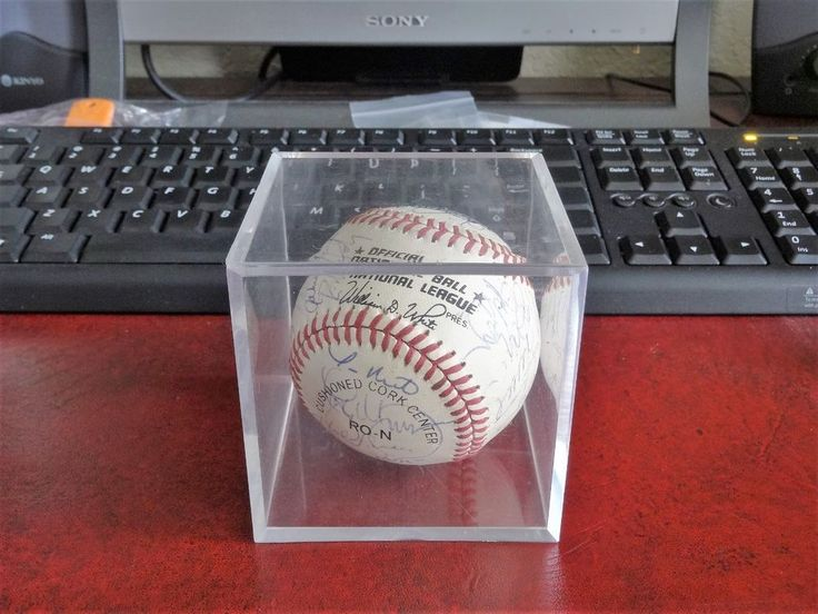 Early 2000's Philadelphia Phillies Team Autographed Baseball! #PhiladelphiaPhillies