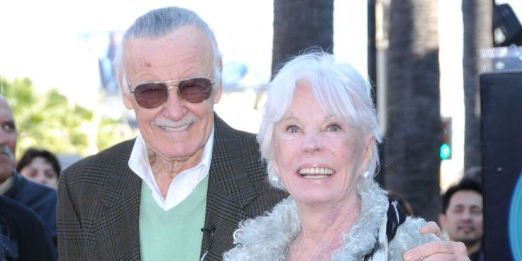 USA TODAY  Stan Lee earns cheers at D23 a week after wife's death                                     509                              Share This Story! Let friends in your social network know what you are reading about   Stan Lee earns cheers at D23 a week after wife's death The... - #Cheers, #D23, #Death, #Earns, #Lee, #Stan, #Week, #Wifes