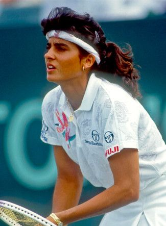 Gabriela Sabatini- LOVED WATCHING HER!!!