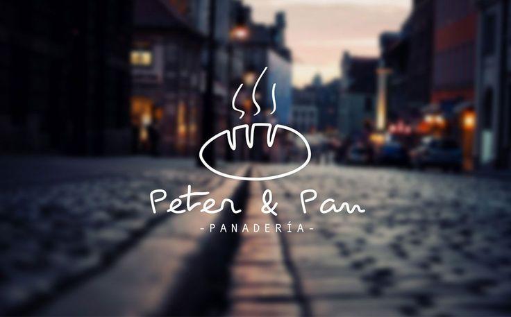 Diseño de Logotipo para Panadería Peter & Pan