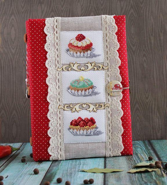 Моих рук дело: Кулинарная книга с кексами