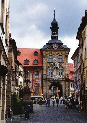 #Bamberg #altes Rathaus #old town hall #Bavaria #G…