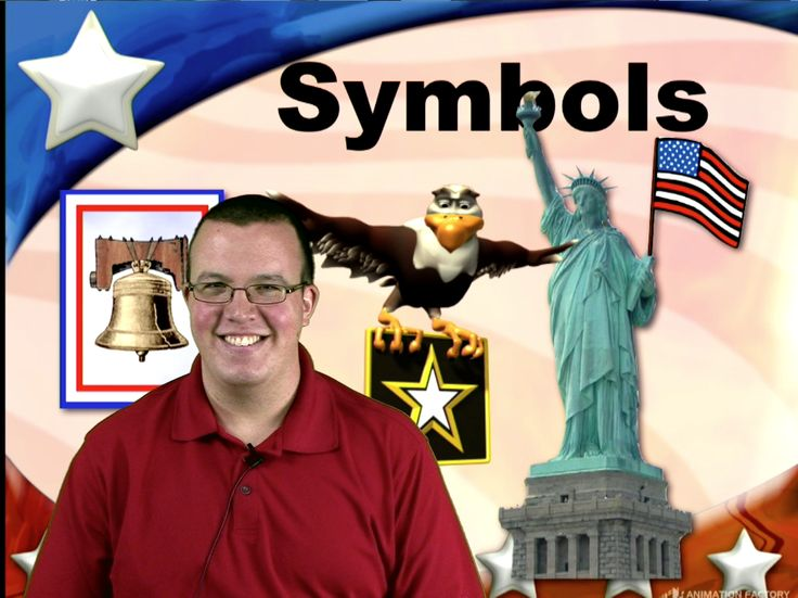 United States Symbols - East Central Ohio Educational Service Center Join us as we learn about United States symbols and what that means. We will be learning about the Liberty Bell, the Statue of Liberty, the White House and our United States Flag. Children will be actively engaged in the learning process during this session.