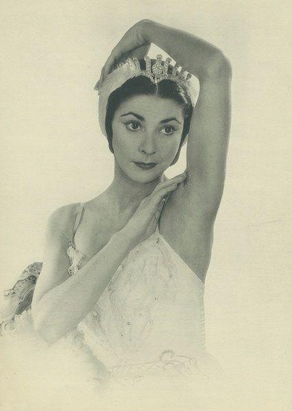 Ballerina Margot Fonteyn, Caygill Winter