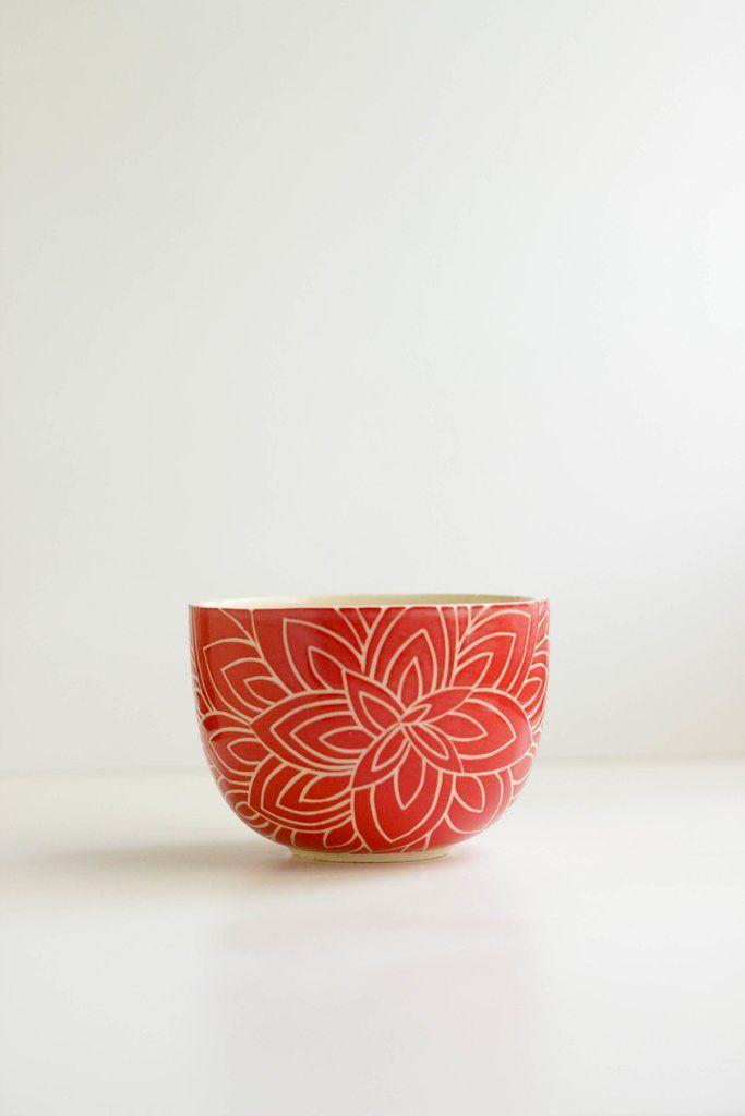 Cuenco flor de loto - Comprar en Mundo Cacharro