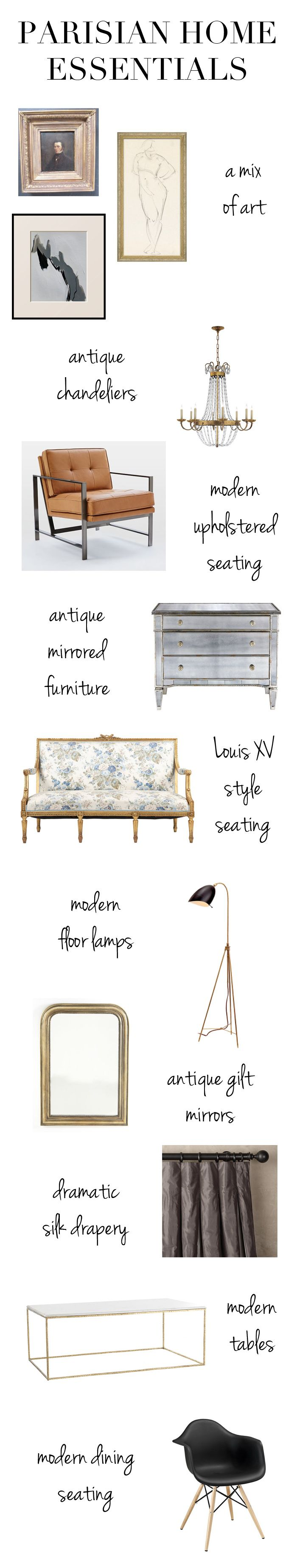 Elements of Style Blog | Parisian Style at Home and On You!