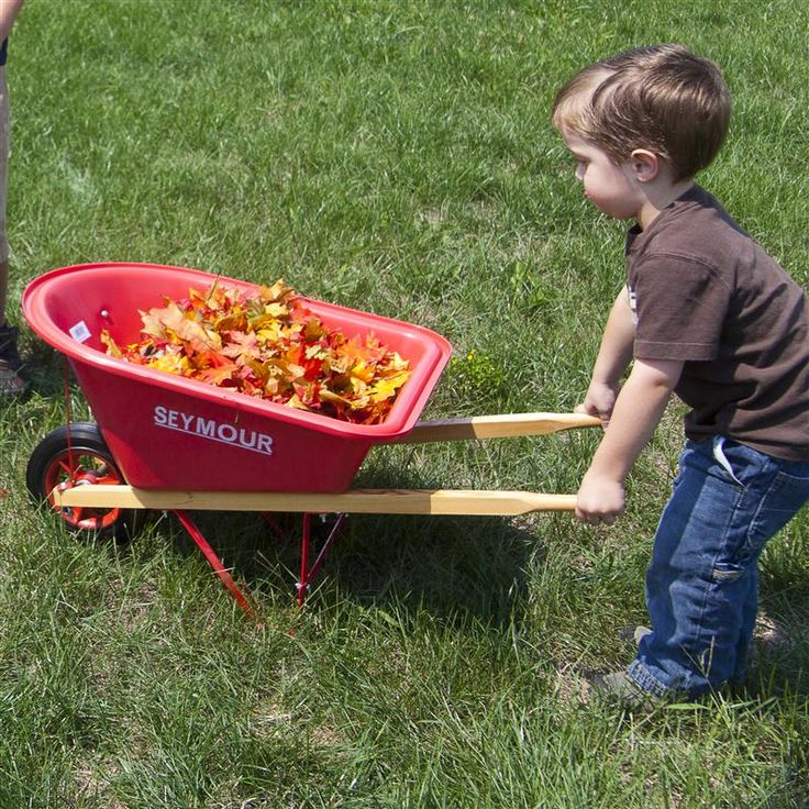 ABEL : Child's Wheelbarrow $30.00