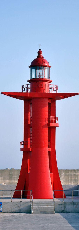 Lighthouse in Jeju Do, Jeju Island | South Korea