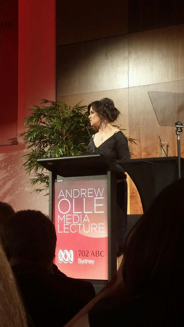 The incredible speech by Lisa Wilkinson everyone is talking about today. on http://www.mamamia.com.au