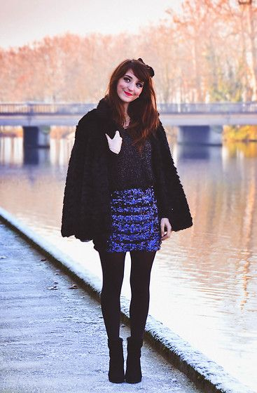 Get this look: http://lb.nu/look/8547915  More looks by Dépêches Mode: http://lb.nu/depeches_mode  Items in this look:  Zaful Boots, Bréal Top, Primark Coat   #chic #elegant