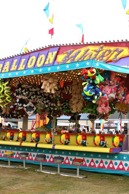Fairs and carnivals are FUN!