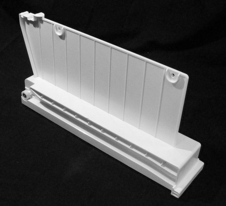 AEC36702202 LG Refrigerator Top Center Drawer Guide Rail