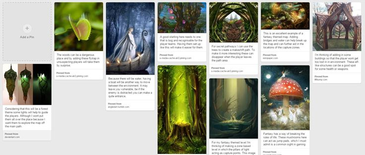 A fantasy moodboard that I used for my presentation. I do like this idea because I don't see any other maps use this theme. May use this in the future.