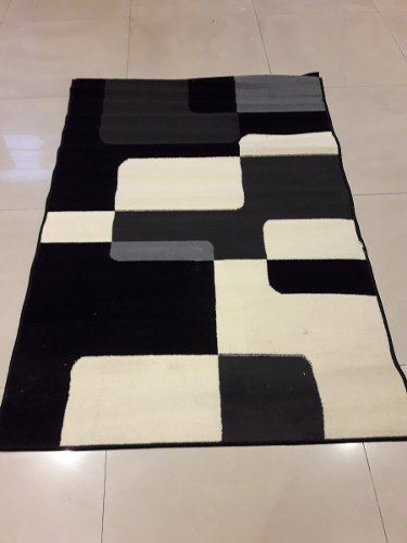 alfombra carpeta estilo moderna 1.00 x 1.50 living nordico ...