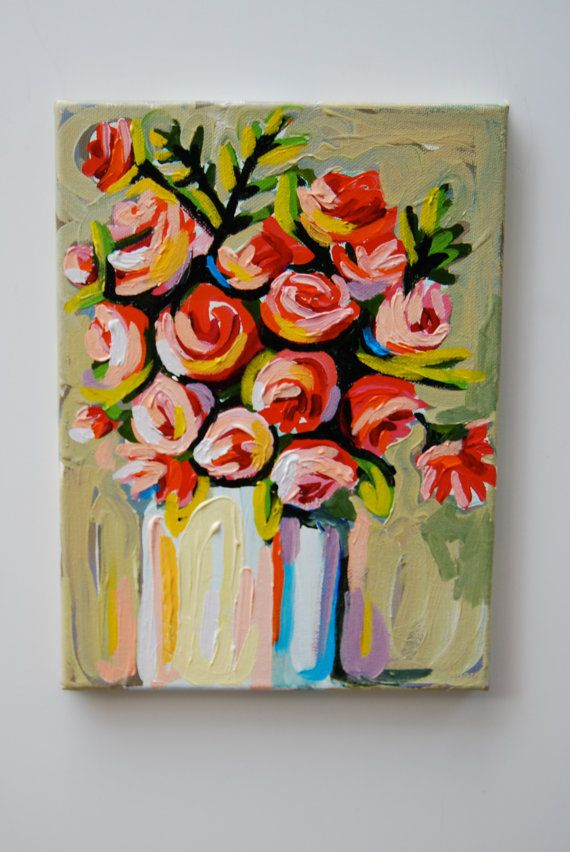 The Ninth Hour - Original Acrylic Painting