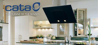 Luxus konyhák a Fabulitól: CATA luxus konyhai eszközök és beépíthető gépek
