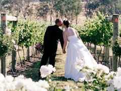 Big Hill Winery Weddings Bendigo