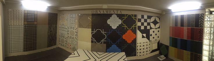 Grazie agli amici di Ceramiche Appia Nuova | ROMA #face #mixandmatch #classic #miseraenobiltà #tangle