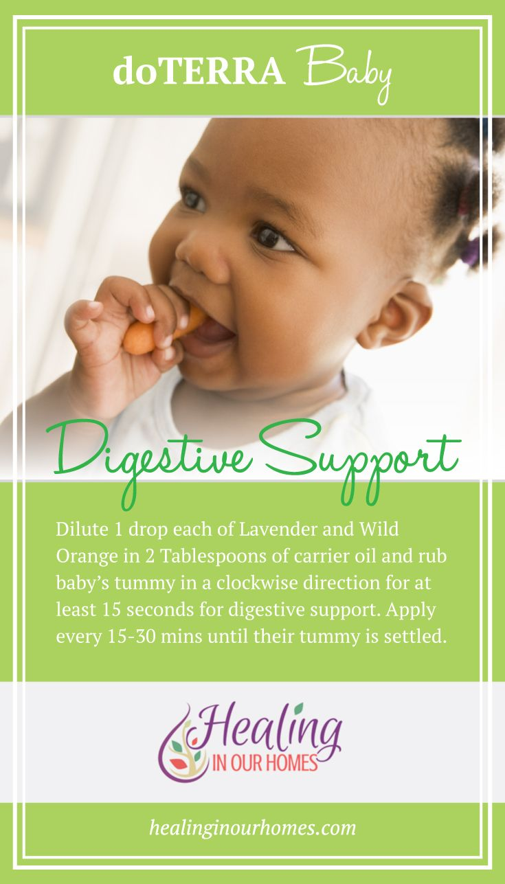 Promote digestive support with this doTERRA blend