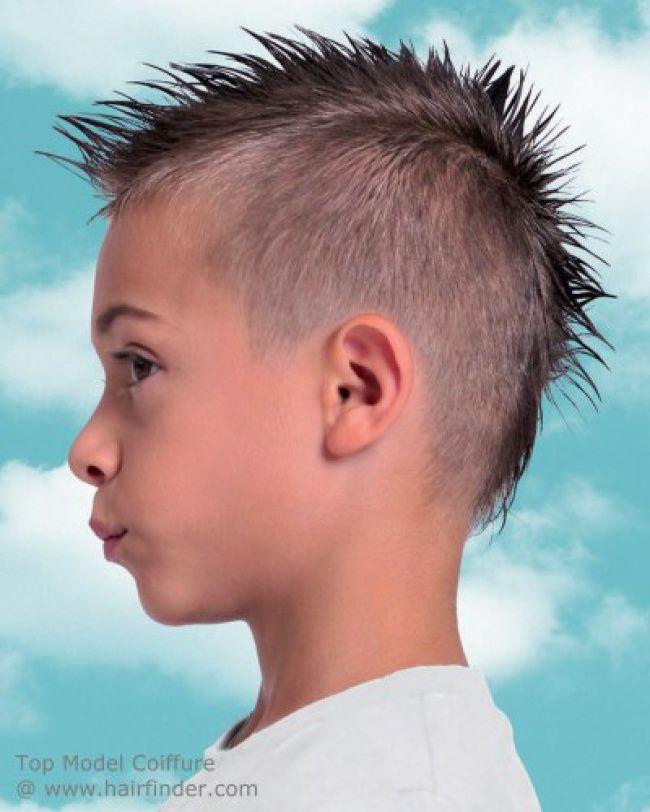 Fryzury dla chłopców - zobacz modne propozycje