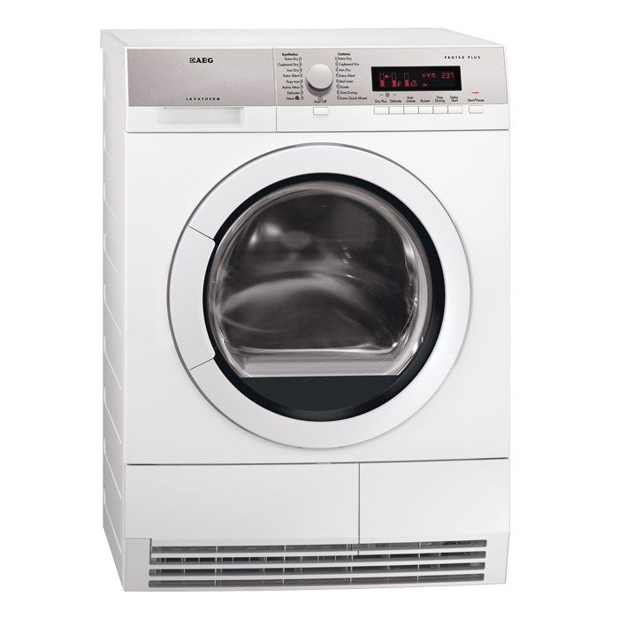 AEG 8kg dryer with ProTex drum (model T86280IC) for sale at L & M Gold Star (2584 Gold Coast Highway, Mermaid Beach, QLD). Don't see the AEG product that you want on this board? No worries, we can order it in for you!