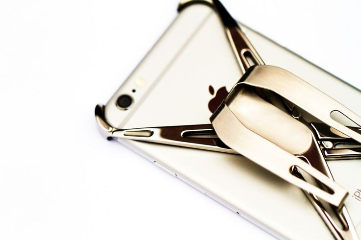 Lucidream eXo Exclusive Premium iPhone Case Clip | iPhone Clip | Lucidream Design | Product Design and Development