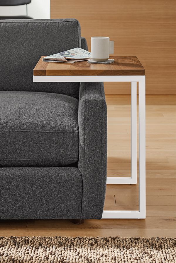 Pratt C Tables Modern End Tables Modern Living Room Furniture
