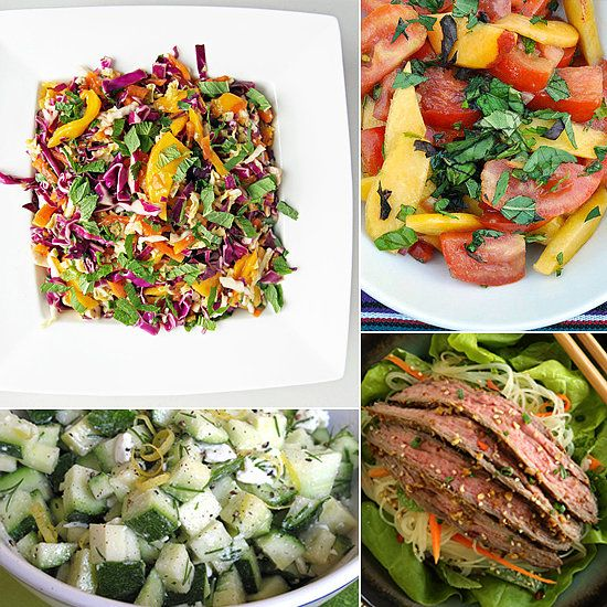 Picnic Wedding Food Ideas | Add a Sturdy, Satisfying Salad to Your Summer Picnic Spread