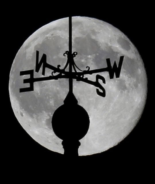 Pełnia księżyca zaobserwowana w ostatnią lipcową noc w Massachusetts (USA). http://www.tvn24.pl/zdjecia/zdjecie-dnia,46897,lista.html