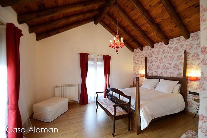 Casa Alaman, Casa Rural, Centenero | Habitaciones & zonas comunes