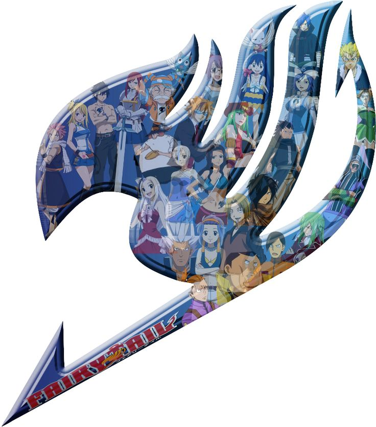 23 Best Images About FAIRY TAIL LOGO On Pinterest