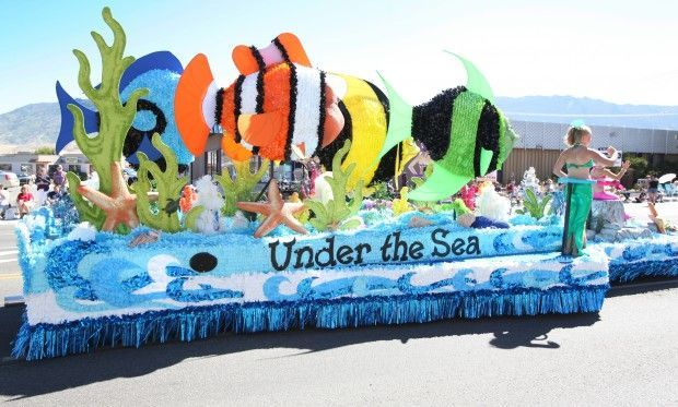 disney homecoming floats - Google Search
