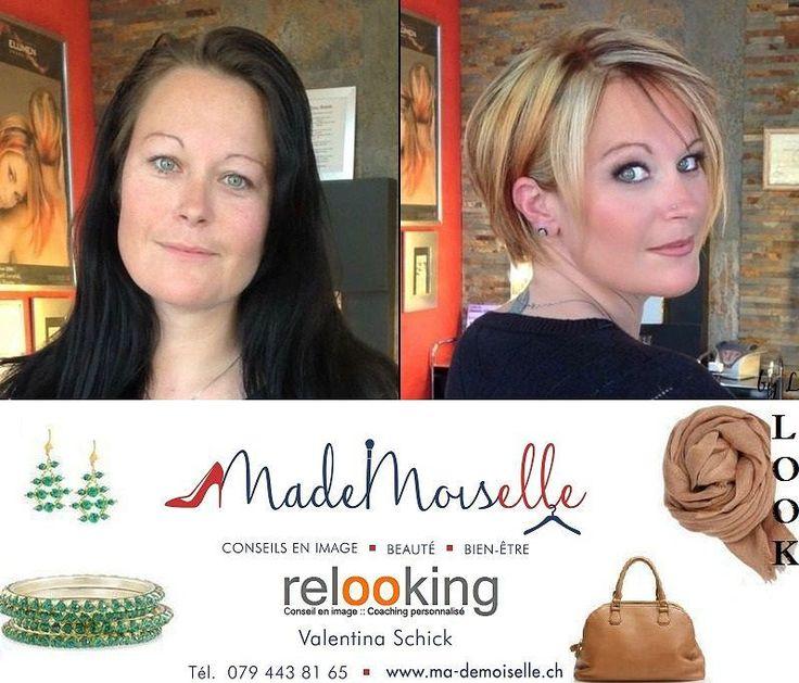 Alors étonné ? Vous souhaitez changer en un rien de temps? Devenir belle et radieuse? #mademoiselle_chic est à votre service #maquillage #relooking fait parti de notre service. Pour en savoir plus sur nos services contactez-nous au 0794438165 ou sur notre site www-ma-demoiselle.ch