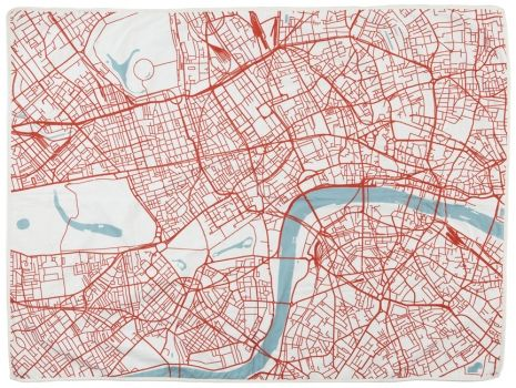 London Quilt from MJOLK