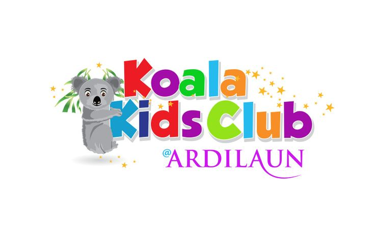 Koala Kids Club Ardilaun. Logo created by Heaventree Design Galway.
