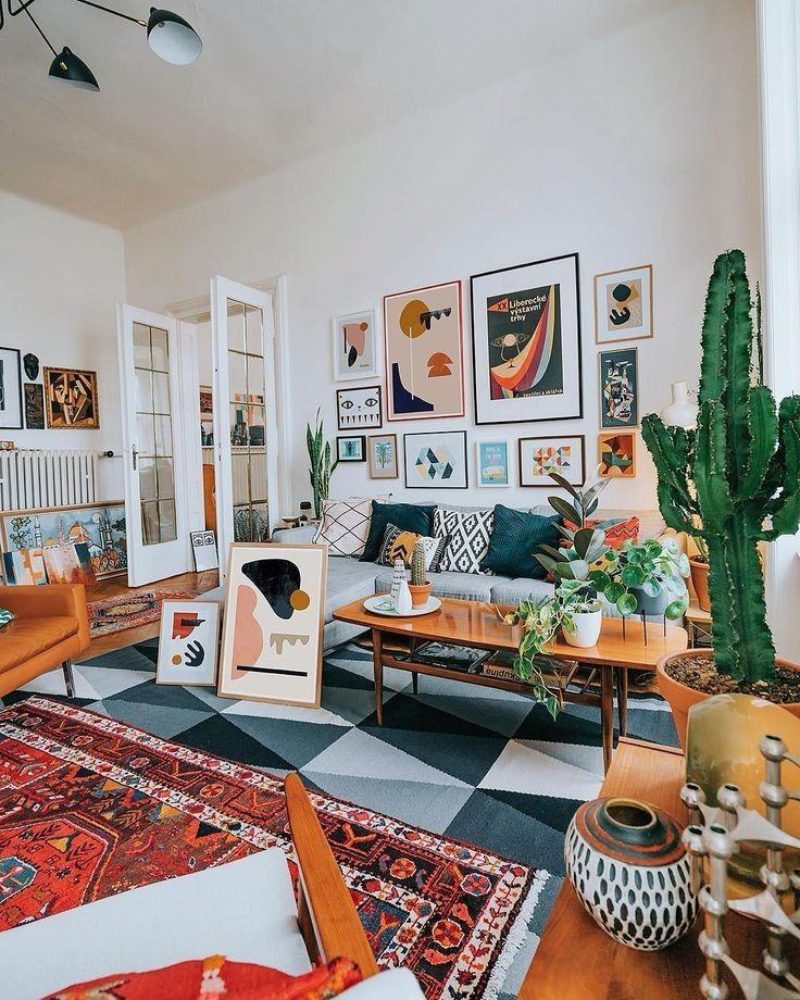 48 Cozy Living Room Decor Ideas On A Budget To Inspire You 23 Lingoistica Com Eklektisches Wohnzimmer Kleines Wohnzimmer Dekor Wohnzimmer Ideen Gemutlich