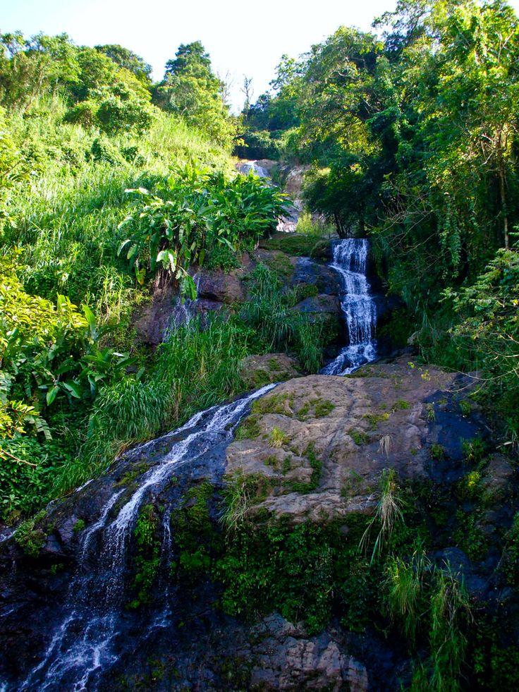 La Cascada en Barrio Perchas, Morovis