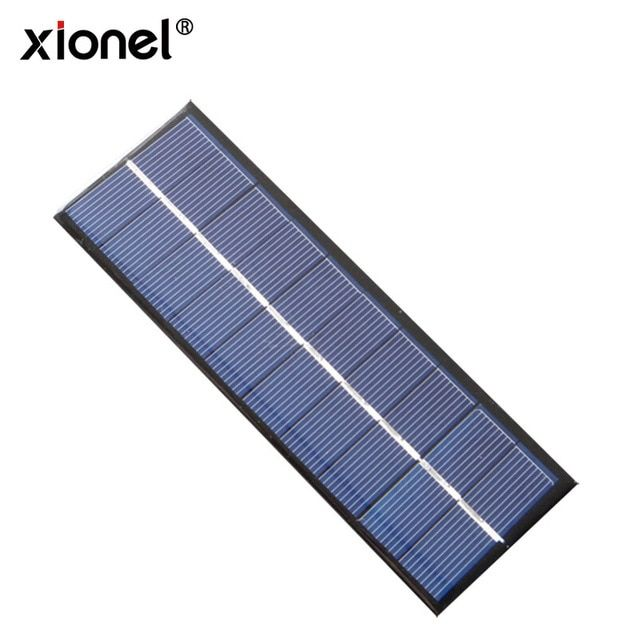 Xionel Cheap Mini Solar Panel 1 3w 5v 260ma 163 60 3mm Small Solar Panel Customization For Solar Application Product Review Flexible Solar Panels Solar Panels Mini Solar Panel
