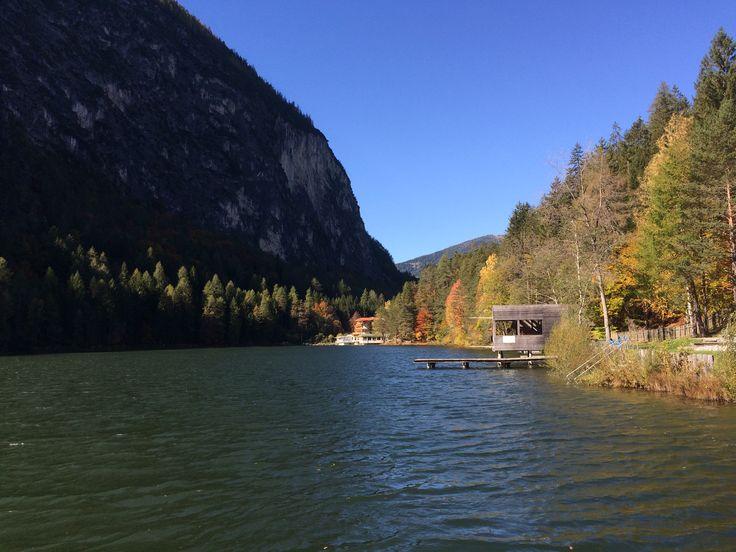 Österreich-Osttirol-Tristacher See