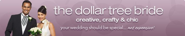 The Dollar Tree Bride -  More ideas of things to make with Dollar Store items - again - upgrade to vintage.