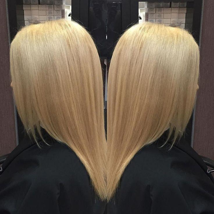 Окрашивание и восстановление волос  Восстановление и выпрямление волос  революционная методика благодаря которой волосы не только становятся прямыми и гладкими но здоровыми и блестящими изнутри! #выпрямлениеволос #восстановлениеволос #здоровыеволосы #волосы #волосыпитер #красивыеволосы #длинныеволосы #волосыпитер #волосы #блонд #блондинки #brazilianblowout #разглаживаниеволос #салонкрасоты #салонкрасотыспб #буффант #буффантспб by salon_gabriela http://shearindulgencespansalon.com/