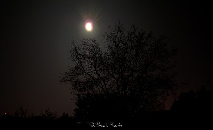 Moon panorama 2014.11.02. 20:45