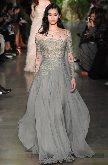 Foto ESCS2015 - Elie Saab Couture Spring 2015 - Shows - Fashion