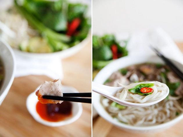 Dad's Pho Bo (Vietnamese Beef Noodle Soup) | meat loves salt