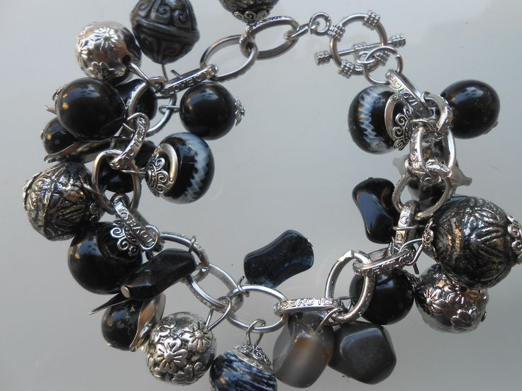 Charmed Bracelets are always present. They become stronger in the summer because Women wear shorter Sleeves.www.highmoda.eu