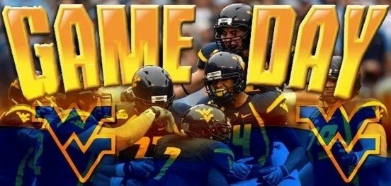 WVU - football game day
