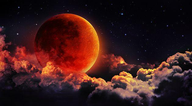 Eclipse raro deste domingo terá lua de sangue e vai mexer com você; saiba como