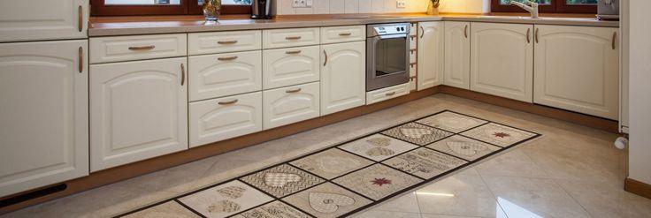 Tappeti Made in Itay - Tappeti da Cucina - Disegno Love - Shop Online su tappetimadeinitaly.com